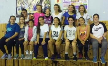 La saladillense Belén Rojas jugará el zonal de selecciones sub13 en Mar del Plata