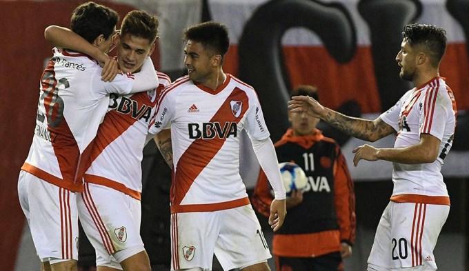 Martínez Quarta fue suspendido y no jugará ante Guaraní