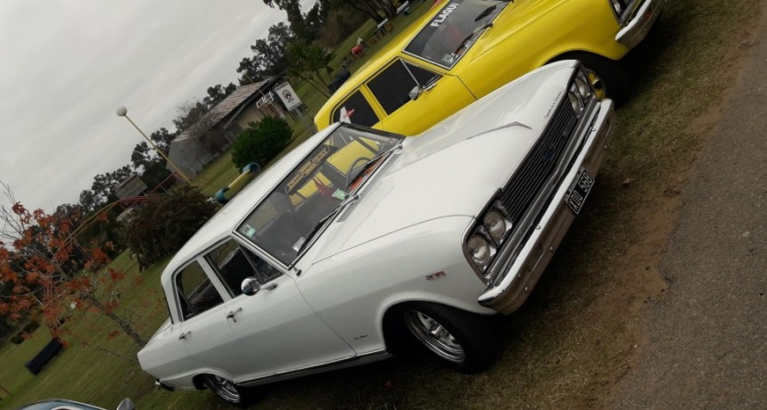 Exitoso 1er Encuentro de Chevrolet en Cazón