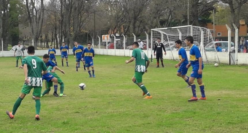 Octava fecha del Torneo de Primera División