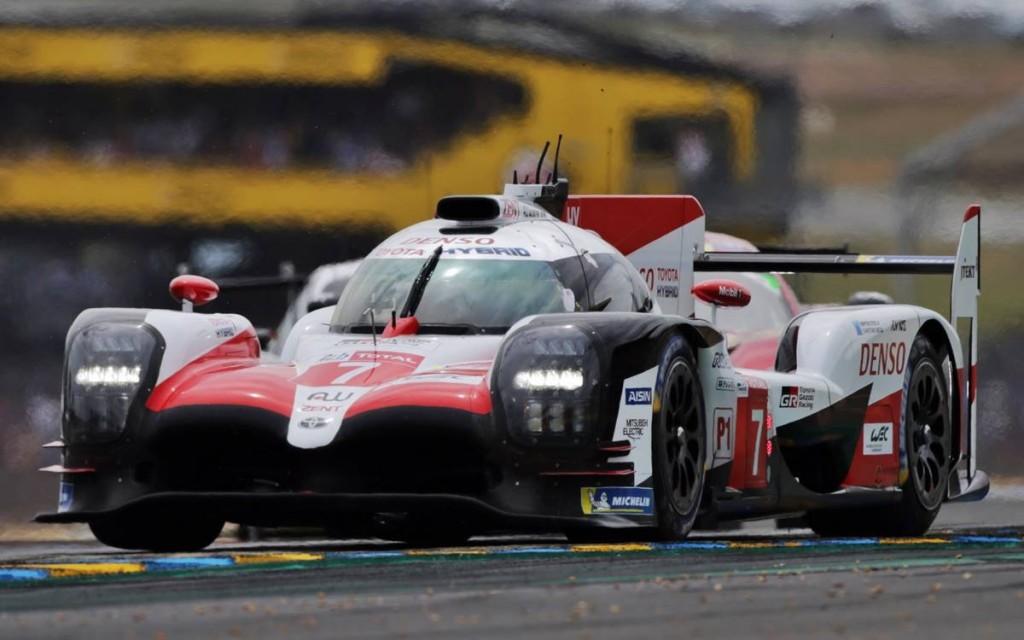 Segundo lugar para Pechito Lopez en las 24 Horas De Le Mans