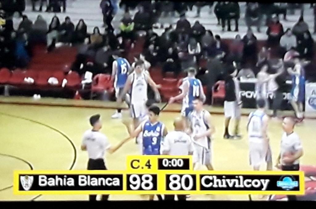 Chivilcoy perdió ante Bahía en el Provincial Sub19