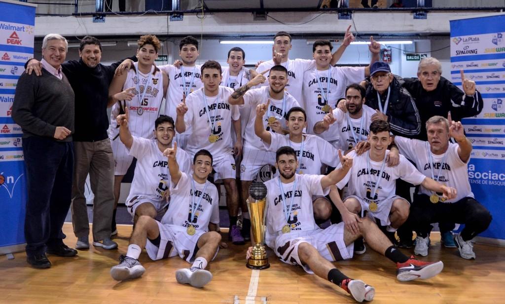 San Nicolás campeón Provincial Sub19