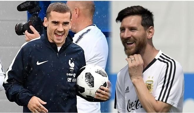 Argentina-Francia, el partidazo de octavos