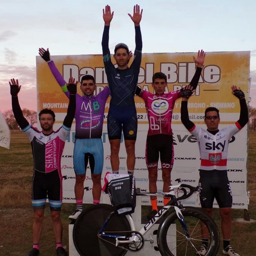 Sebastián Tolosa y Gustavo Ruiz ganaron en Tapalque