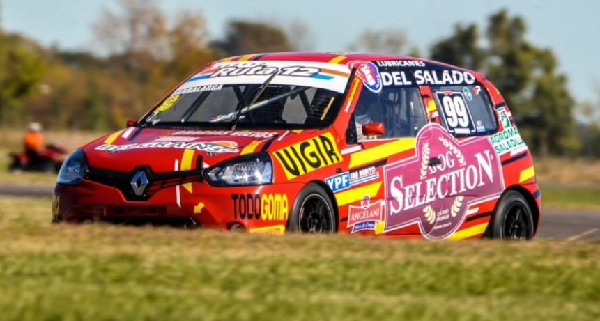 Lucas Barbalarga corre en Paraná con el Turismo Pista
