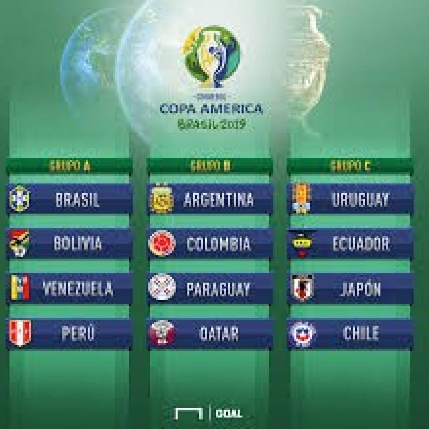 Fixture de la selección argentina en la Copa América: día, hora y televisación