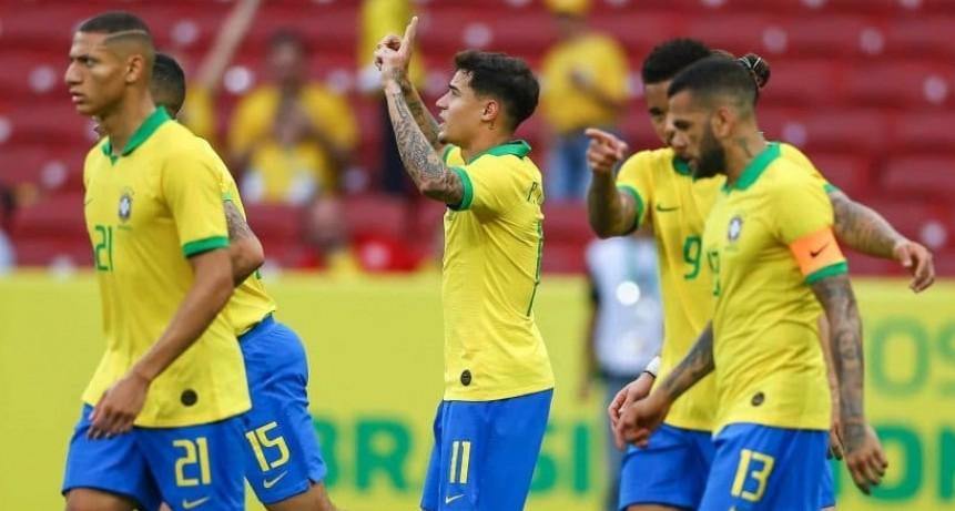 Brasil y Bolivia abren hoy la Copa América