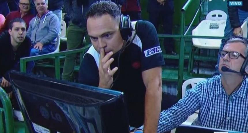 Para el infarto: el VAR definió el partido entre Ferro y San Lorenzo