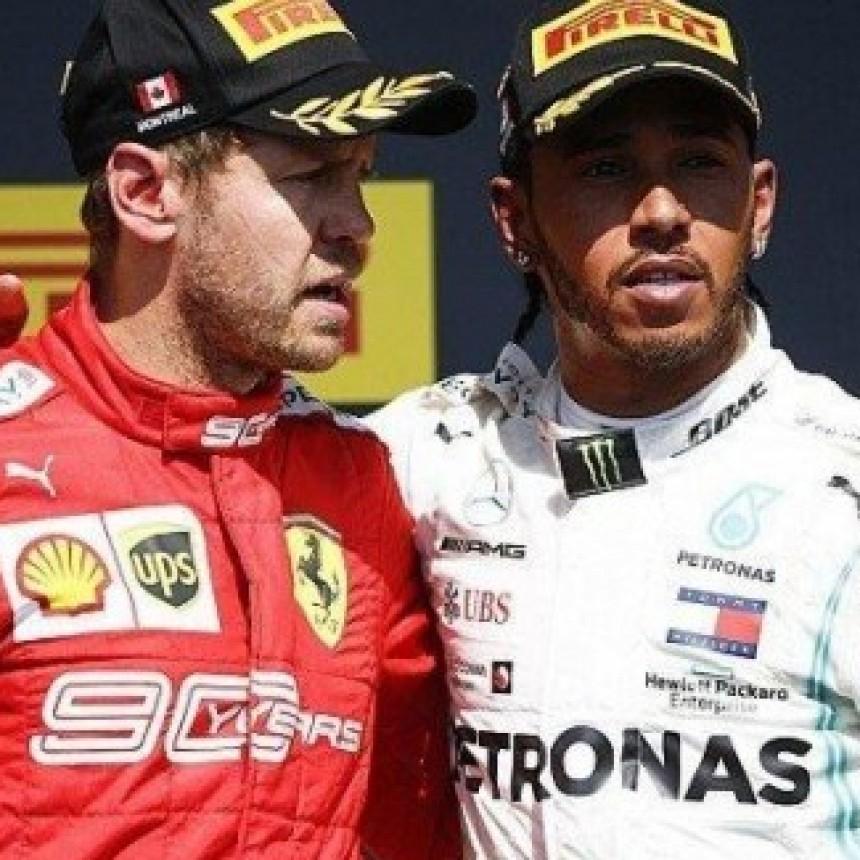 Ferrari pedirá la revisión de la sanción a Vettel