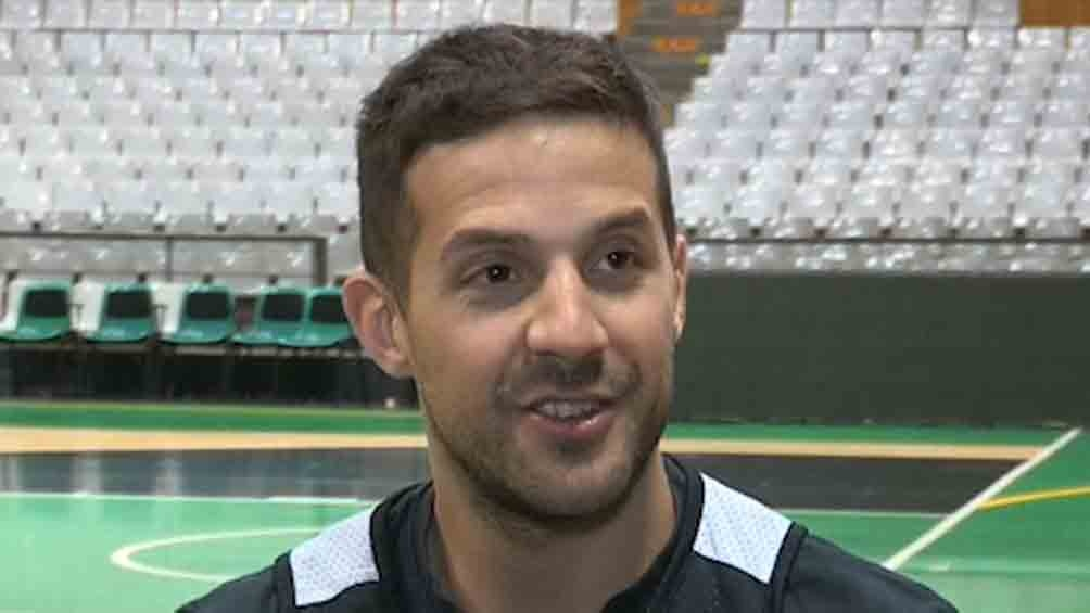 Laprovittola recibió el premio EFE como el mejor latinoamericano de la Liga ACB