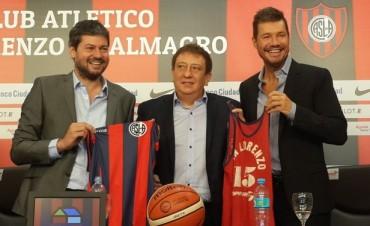 San Lorenzo vuelve a la maxima categoria del basquet