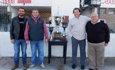 """Julio Lombardo: """"Estamos conformes con el desarrollo del Torneo"""""""