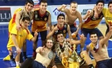Liga Juvenil: Bahiense del Norte se consagró como el mejor de la Provincia