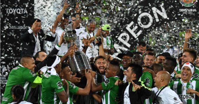 Atlético Nacional campeón de América 37fb17c4f6127