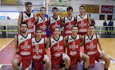 Juveniles del club Ciudad juegan hoy en La Plata
