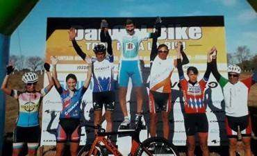 Resumen del ciclismo saladillense del fin de semana