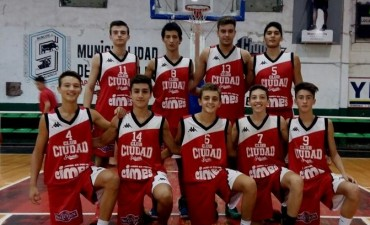 Juveniles de Ciudad van hoy por el campeonato a Chivilcoy