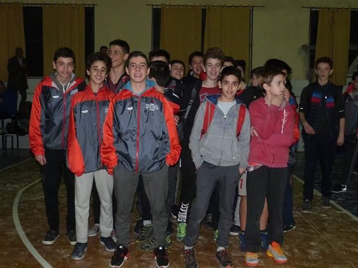 Sub 15 de Ciudad en semifinales del Torneo en Olavarria