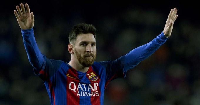 Casado, Messi vuelve a Barcelona para renovar su contrato
