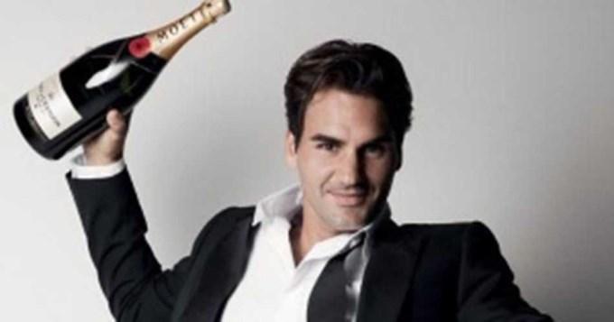 Federer amaneció borracho y no se acuerda cómo festejó