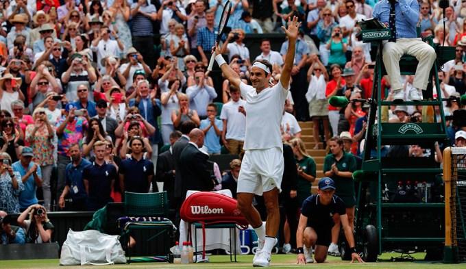 Federer, la auténtica octava maravilla