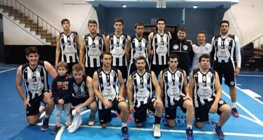 Deportivo Colón la nueva presa de Sportivo de 25 de Mayo