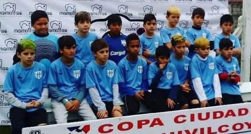 Del Carril juega por las finales de la Copa Ciudad de Chivilcoy