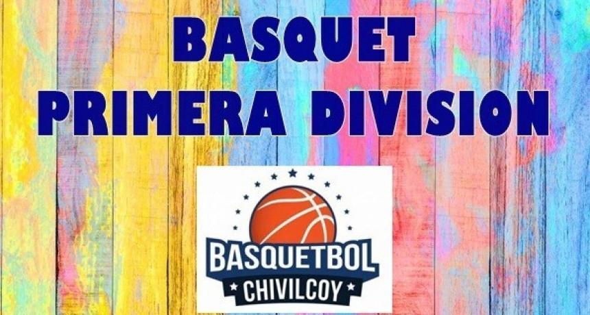 Se completa el Torneo de Primera División de Básquet