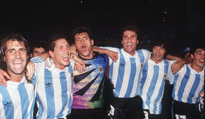 A 25 años de la última vuelta de la selección Argentina