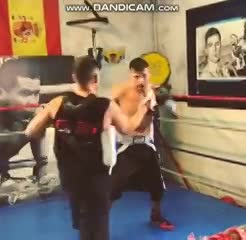 ¿Vuelve Maravilla Martínez a subirse a un ring?