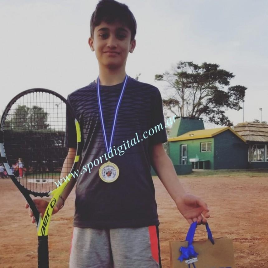 Gran torneo de Alvaro Sivero en Roque Pérez