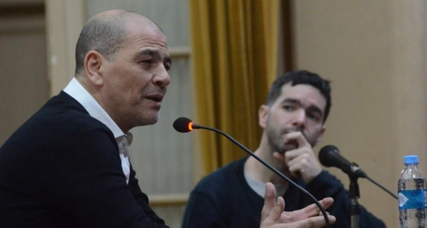 Sergio Hernández y 30 grandes frases que dejó su charla en Bahía Blanca