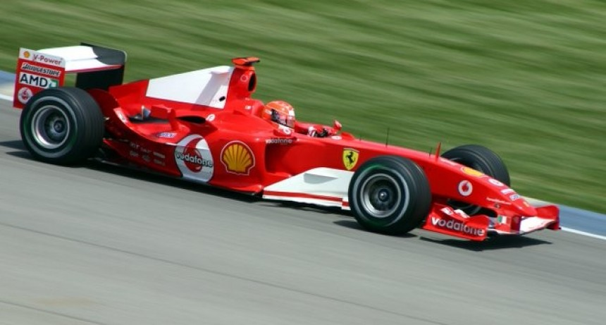 Mick Schumacher se subirá al Ferrari F2004 de su padre en Hockenheim