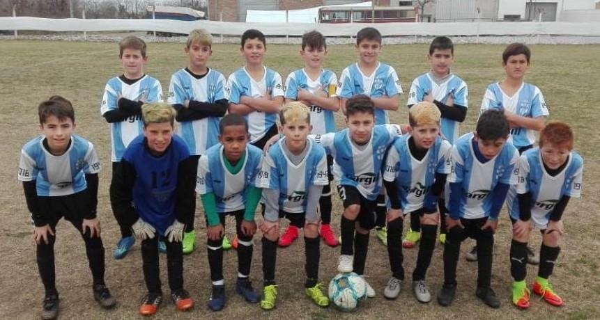 Defensores de Del Carril se encuentra jugando la Copa Chivilcoy
