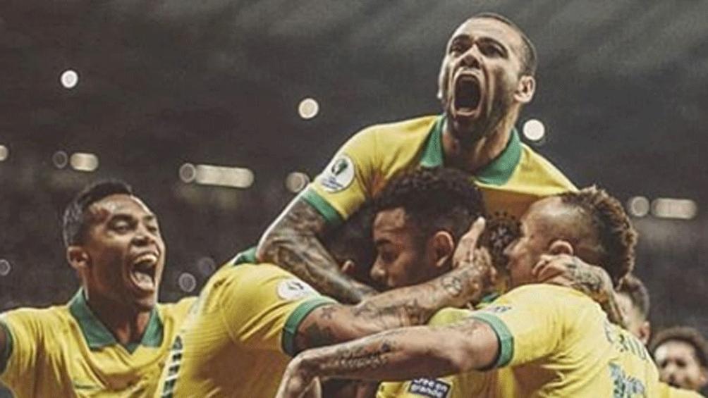 El misterioso mensaje del capitán de Brasil