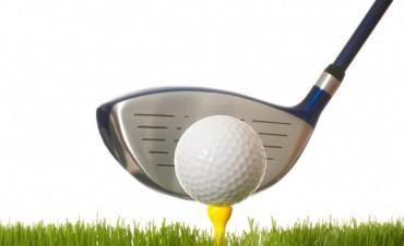 Golfistas saladillenses en Torneo solidario para los clubes