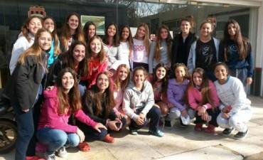 Jugadoras de Saladillo integran los Seleccionados Sub 16 de la Federación de la Cuenca