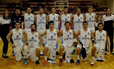 Los Topos, seleccionado argentino de basquetbol  de sordos, se presenta en Saladillo