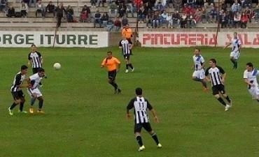 Actividad futbolística del fin de semana en Saladillo
