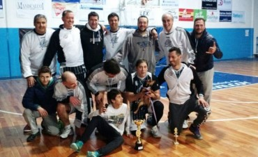 Maxi Junín se consagro campeón del Apertura