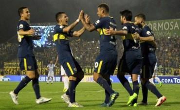 Boca goleó a Gimnasia y Tiro en el debut por la Copa Argentina