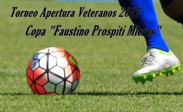 La 14° fecha del Torneo de Veteranos se jugó en el Adolfo Canteli
