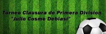 Del Carril ante Apeadero, el partido de la 3° fecha del Torneo de Primera División