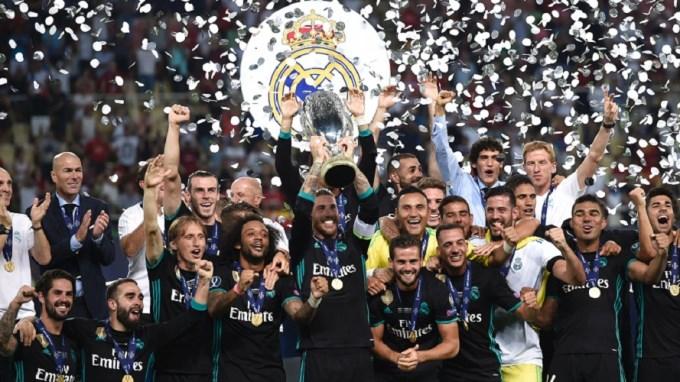 El Real venció al Manchester y es supercampeón de Europa