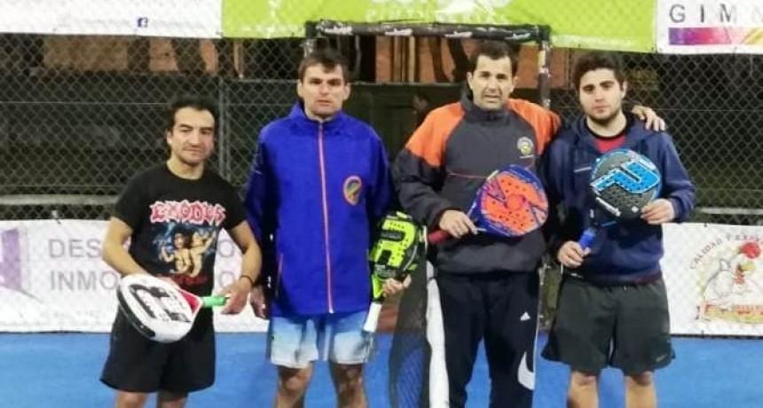 Ariel Zurraco – Julián Lobosco campeones en El Solar