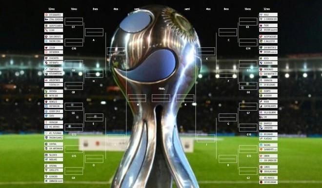 La llave de la Copa y lo que se viene
