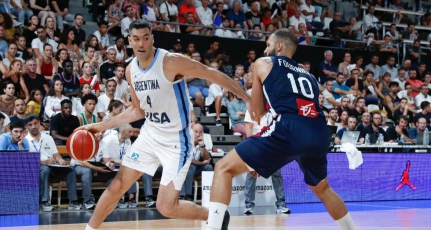 Selección argentina perdió ante Francia en el último amistoso en Lyon