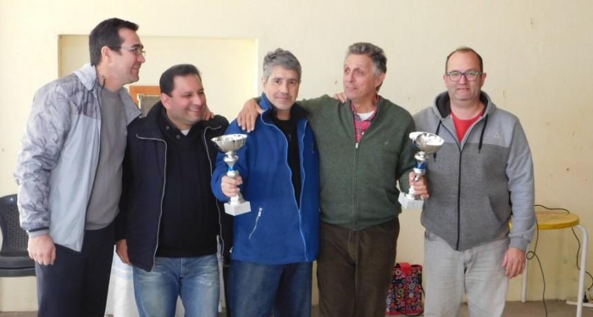 Daniel Atanacios y Gustavo Del Rieu ganaron el Rally Sanmartiniano