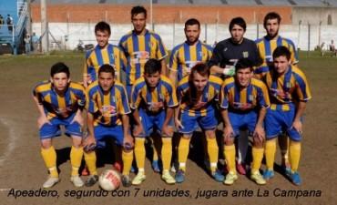 Se viene la cuarta fecha del Torneo Clausura en Saladillo